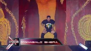 Jessie Godderz vs. Mahabali Shera_fight HD