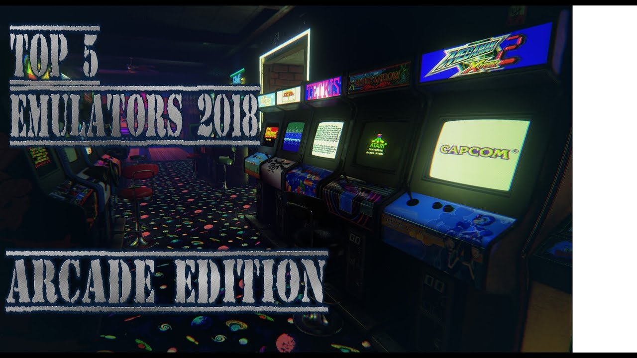 Top 5 Emulators To Watch Out For In 2018 (Arcade Edition)