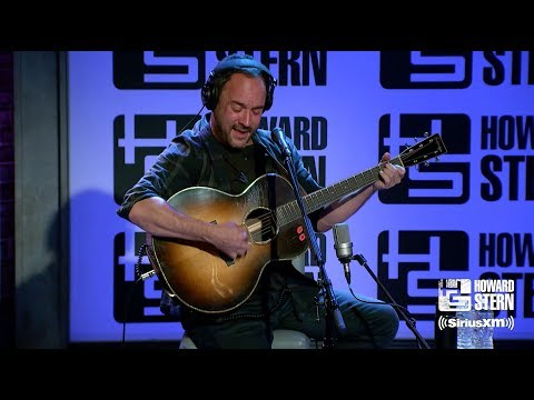 "Dave Matthews ""Samurai Cop Oh Joy Begin""  on the Stern Show"