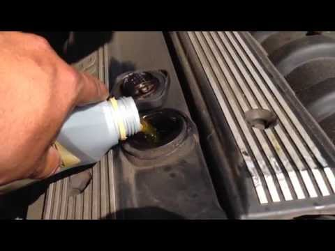 HOW TO Do Oil Change BMW 5 Series 3 Series E90 E39 528I 328I M5 M3