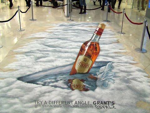 Wonderful 3D Art – Street Illusions  2015 – Best  3D Street Painting Art Illusion!!