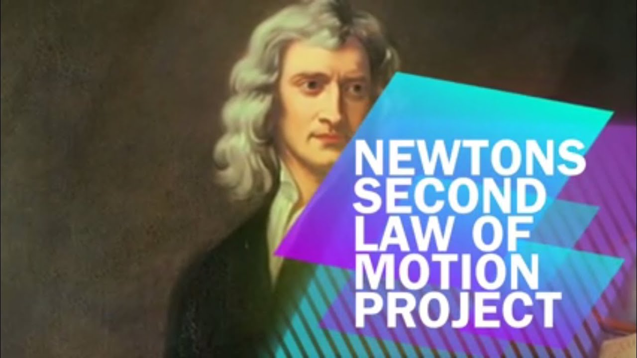 newtons second law experiment What is newton's second law of motion  newton's second law works as a way to describe the motion of everything in a quantum mechanical system as long as the.