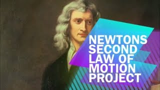 Newtons Second Law of Motion Experiment