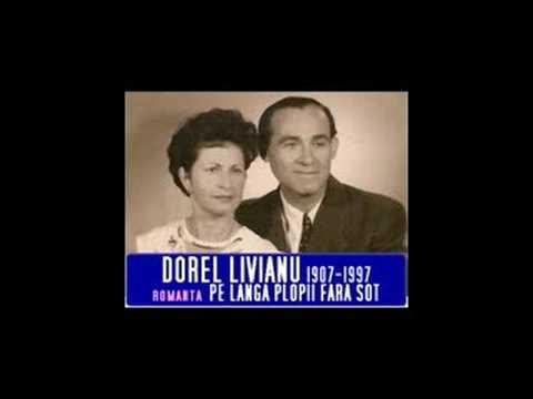 DOREL LIVIANU - Pe Langa Plopii Fara Sot - Romanta de Mihail Eminescu  By The Lonely Aspen Trees - 1983 in concert New York City, piano David Livianu, Romanian blues