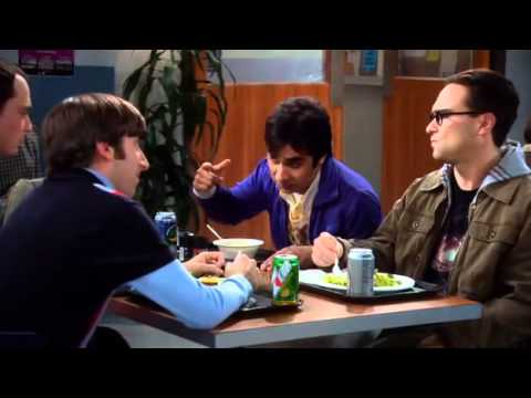 For Shizzle   The Big Bang Theory 2 13 The Friendship Algorithm