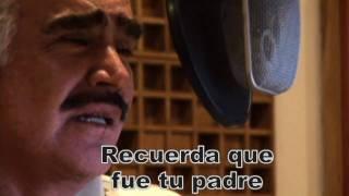 Vicente fernandez - El hombre que mas te amó HD thumbnail