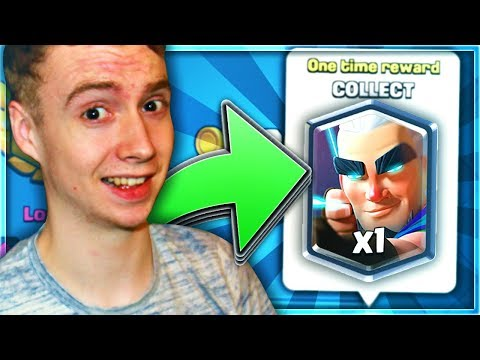 UNLOCKING THE MAGIC ARCHER! this took way too long.. | Clash Royale 🍞