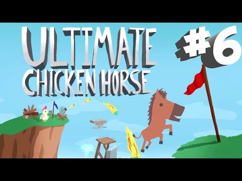 Stumpt Plays - Ultimate Chicken Horse - #6 - The Long Game
