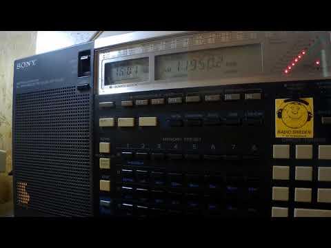 20 05 2018 SPL relay Adventist World Radio Wavescan#482 in English to SoAs 1600 on 11950 Secretbrod