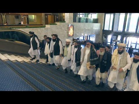 Amid US peace push, Russia facilitates Taliban-Afghan meet