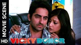 Ye duppatta pehen le | vicky donor | movie scene