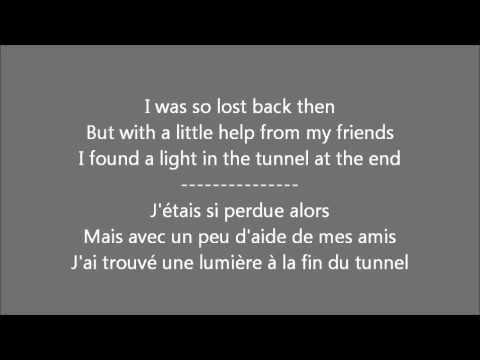 Glee - Smile / Paroles & Traduction