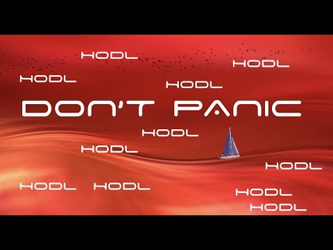 If Cryptocurrency Market Goes Red Sea HODL - Find Buying Opportunity - 동영상