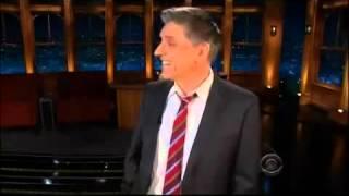 Craig Ferguson 1 31 12A Late Late Show beginning XD