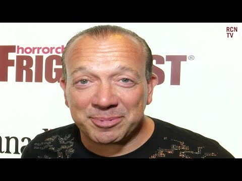 Terry Stone Interview Fanged Up Premiere