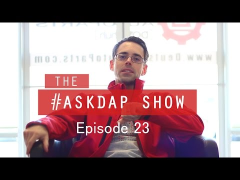 #AskDAP Episode 23 | Intercoolers and Drilling Holes in your New Car Bumper
