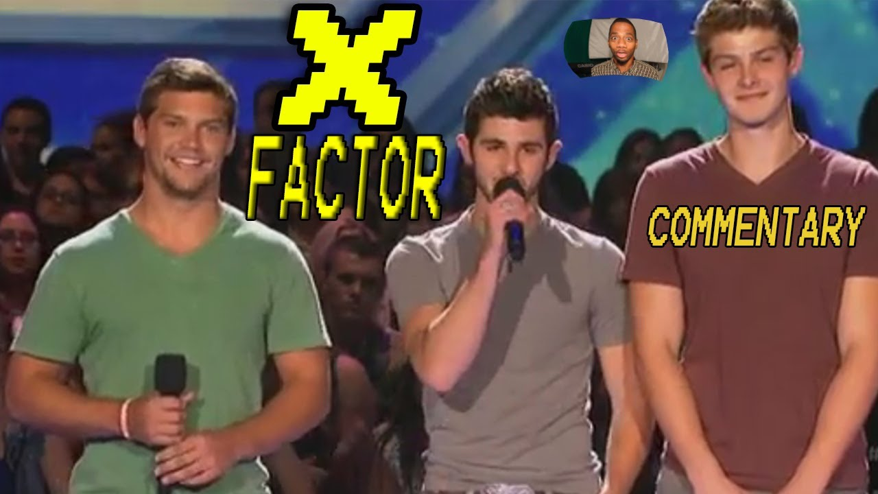 x factor four chair challenge the boys the groups youtube