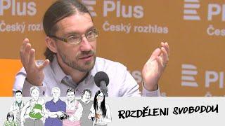 Nepřekonatelné příkopy v české společnosti nejsou, shrnuje Buchtík závěry výzkumu Rozděleni svobodou