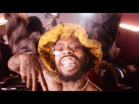 Смотреть клип Deniro Farrar X Trinidad James - No Gel