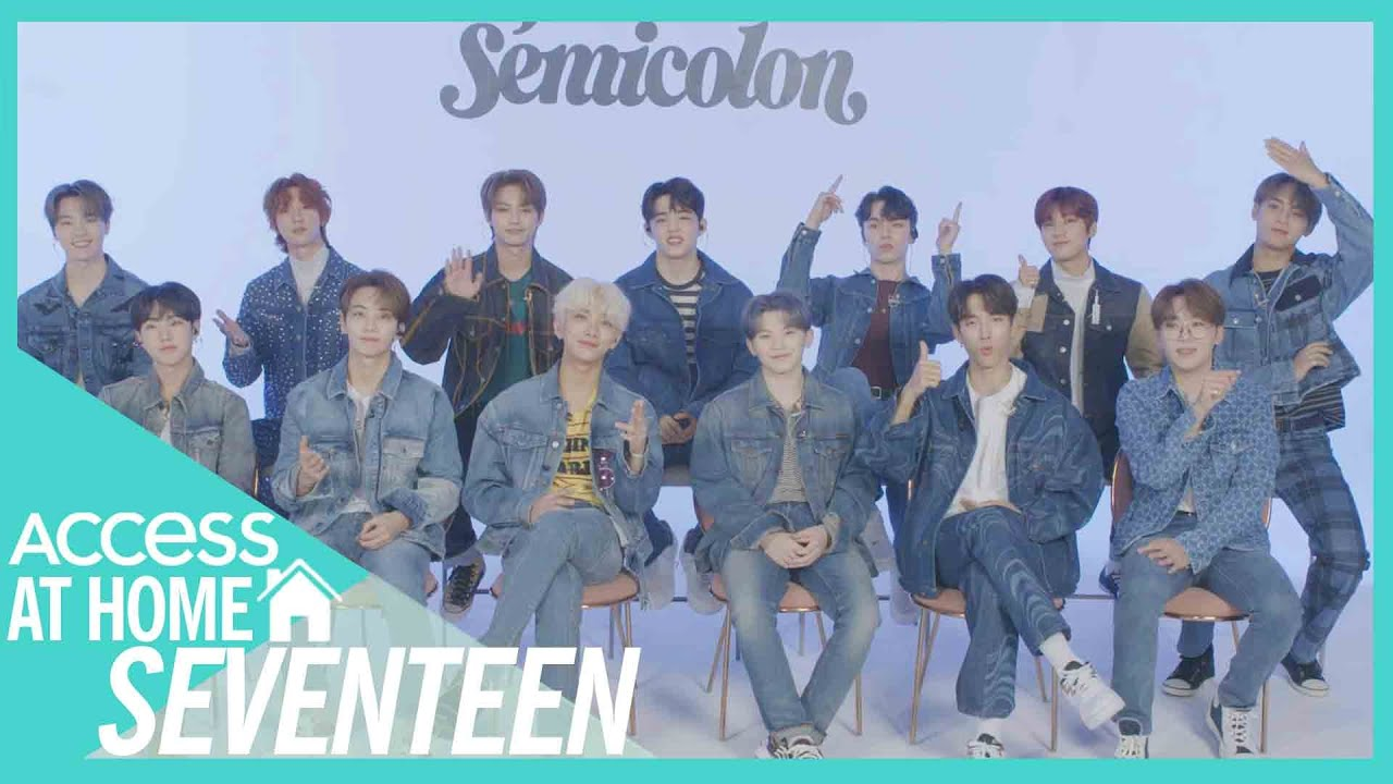 SEVENTEEN Reveal Their Favorite Tracks From New Album 'Semicolon'