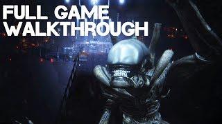 Alien: Isolation - FULL GAME - No Commentary