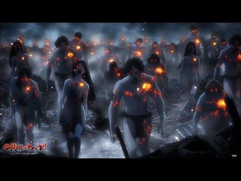 Top 30 Anime Similar To Attack On Titan Shingeki No Kyojin