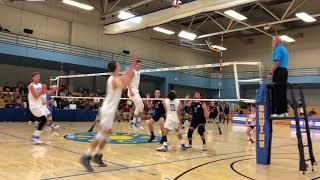 NJIT vs UCLA MVB Highlights (1/3/18)