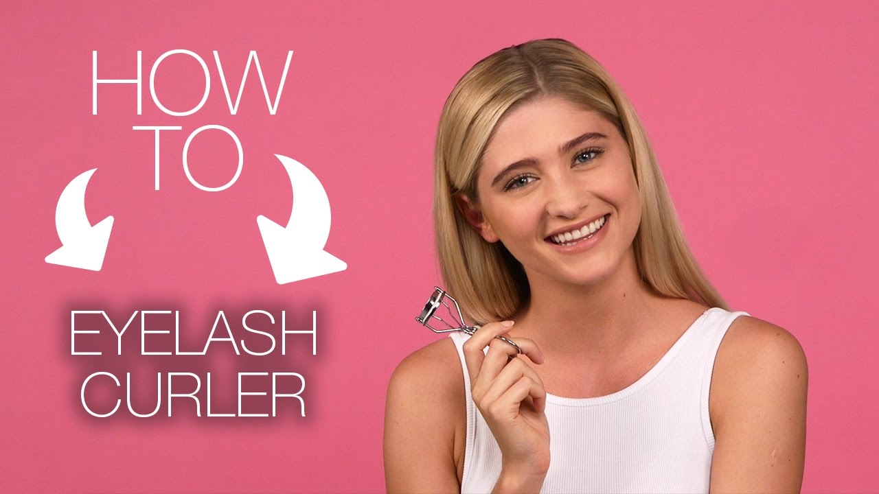 Use Eyelash Curlers How To Makeup Tutorial Youtube