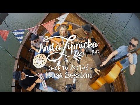 Chcę tu zostać [boat session] - & The Hats