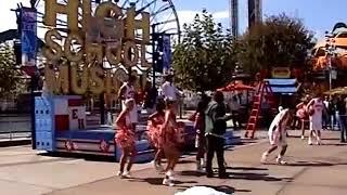 Disney California Adventure High School Musical October 6, 2006