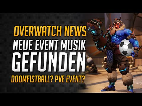 Dataminer finden EVENT MUSIK! | DoomfistBall oder neuer PVE Event? ★ Overwatch Deutsch