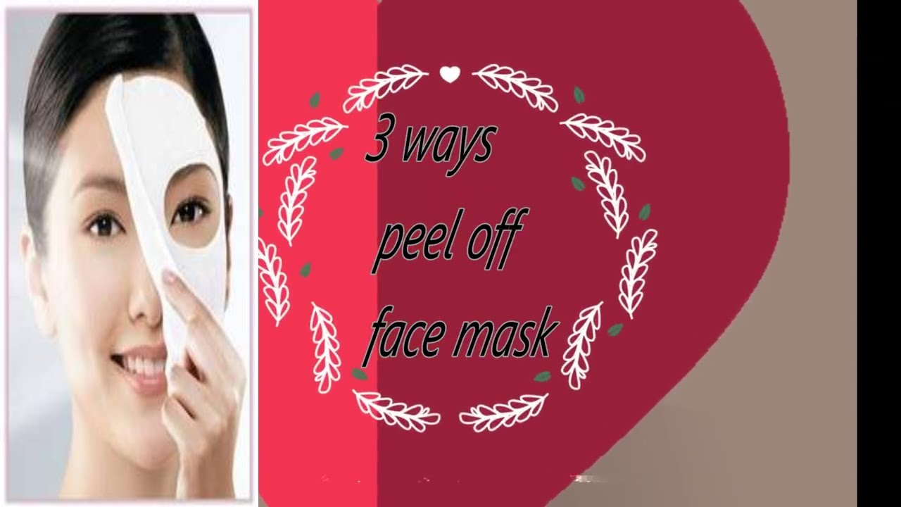 DIY Peel off Mask Without gelatin|REMOVE BLACKHAND/WHITEHAND WITHOUT PAIN| by Beauty world26