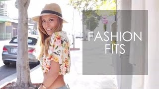 FASHION FITS: Winter to Spring