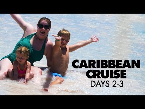 Caribbean Cruise  - Anthem Of The Seas - Character Breakfast