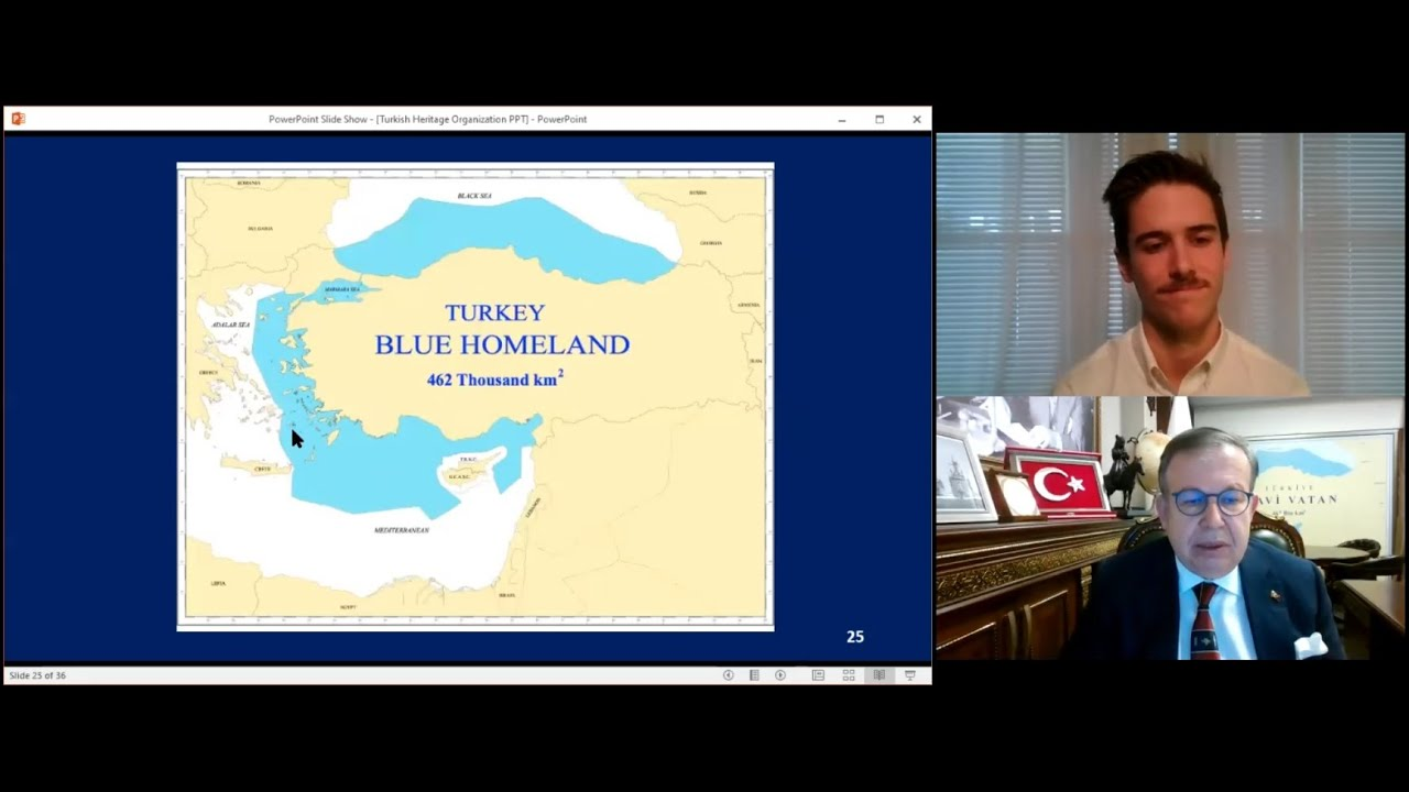 Turkey's East Mediterranean Policy and Realities