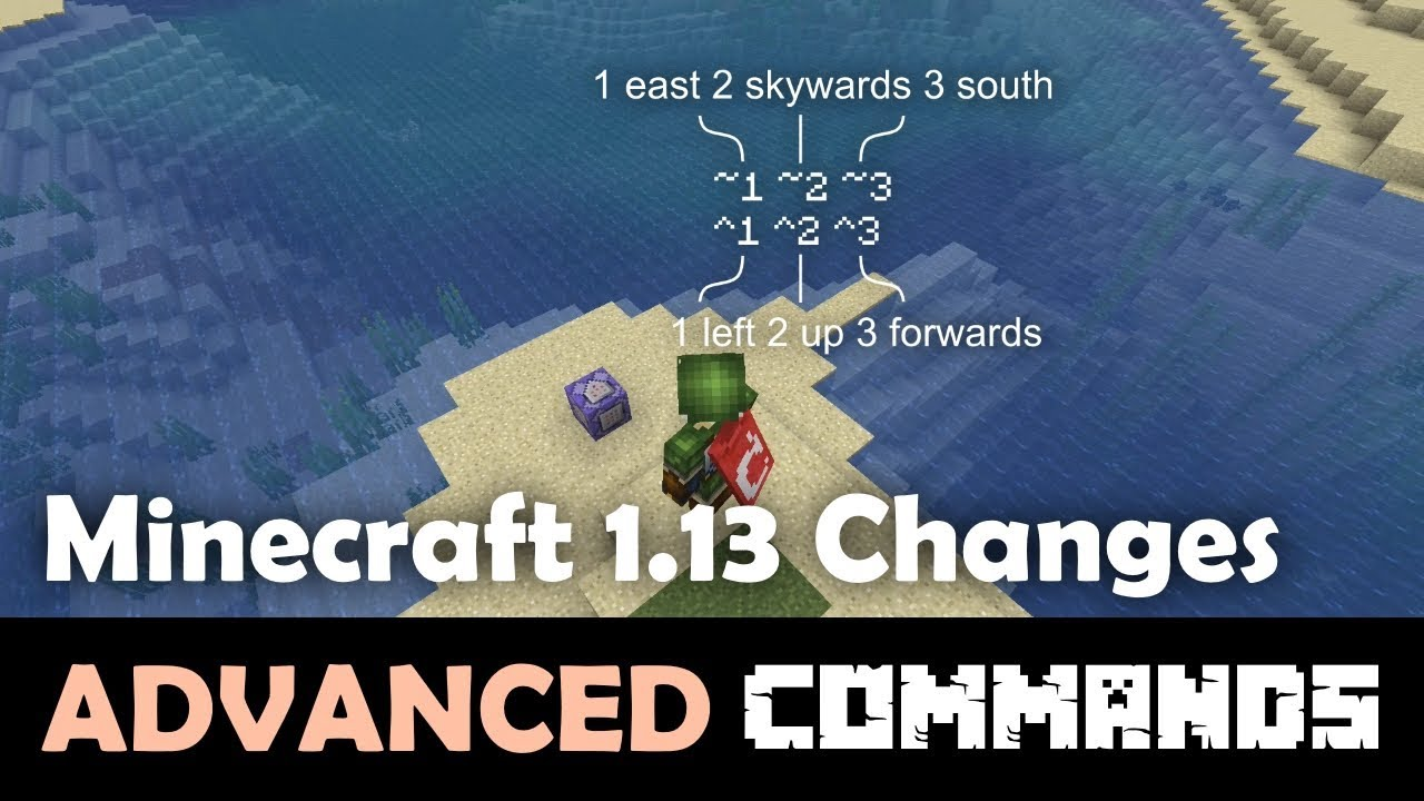 Commands – Official Minecraft Wiki