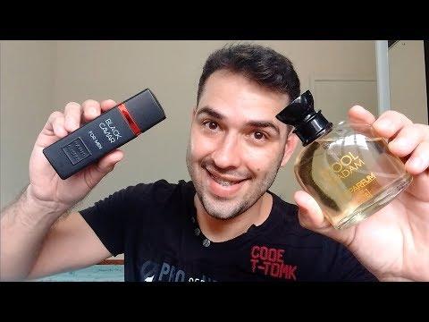 Top 10 - Perfumes Favoritos Paris Elysees (Perfumes Baratos)