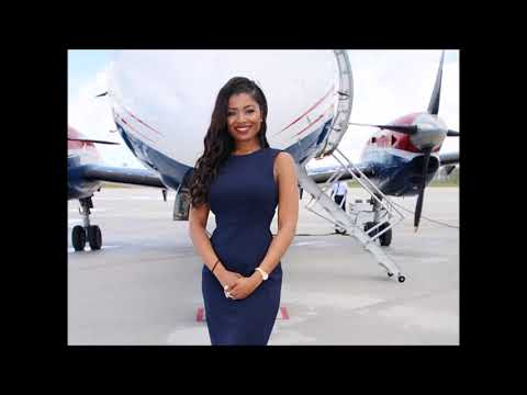Meet The Woman Running The Largest Black Owned Airline In The Bahamas