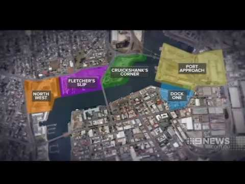 Port Adelaide Development | 9 News Adelaide