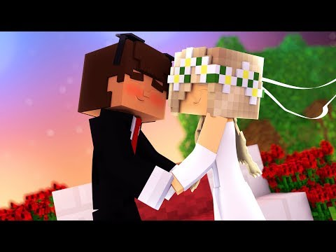 GETTING MARRIED IN MINECRAFT