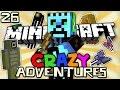 Crazy Adventure 26 La Dimensione Dei Creeper mp3