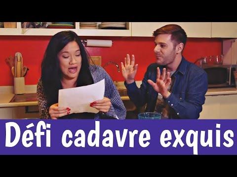 DÉFI: LE JEU DU CADAVRE EXQUIS / MAD LIB CHALLENGE
