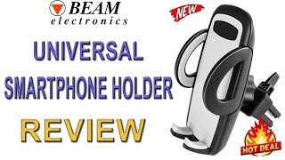 Beam Electronics car cell phone holders | Universal cell phone mounts for car