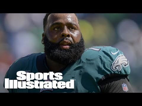 Eagles Left Tackle Jason Peters Tore ACL And MCL | SI Wire | Sports Illustrated
