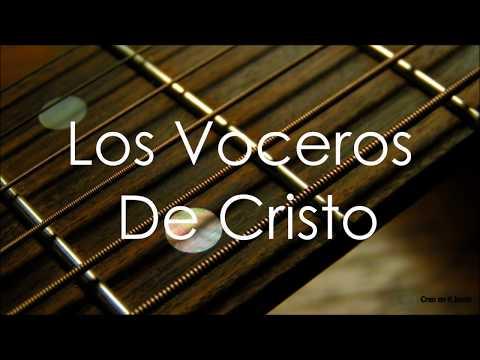 Amemonos  - Los Voceros de Cristo  -  Letra