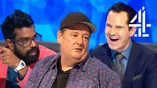 """Absolute Joke"" Romesh's BEEF with Johnny Vegas 
