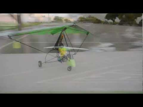 MIA High Performance RC Trike (Added Footage) Microlight - Deltaplano - Ultraleve