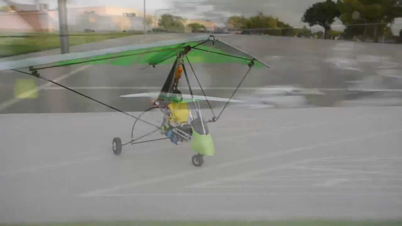 mia high performance rc trike added footage microlight