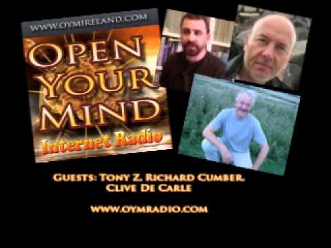 Open Your Mind (OYM) Radio - Tony Z, Richard Cumbers, Clive De Carle - Feb 23rd 2014