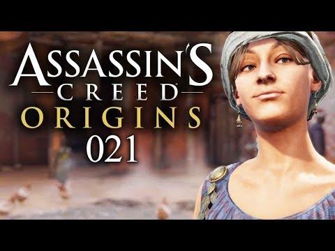 Wir sind BESOFFEN 🎮 ASSASSIN'S CREED: ORIGINS #021